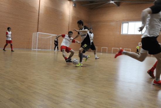 Борьба за звание Чемпиона Азовского района по мини-футболу среди взрослых.
