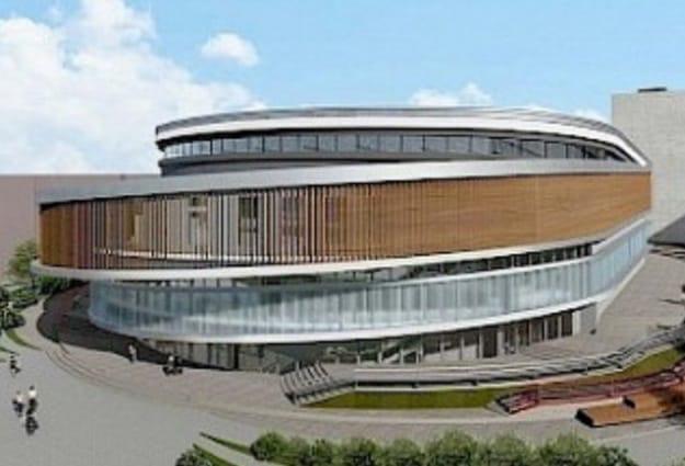 Центр гимнастики в Тобольске