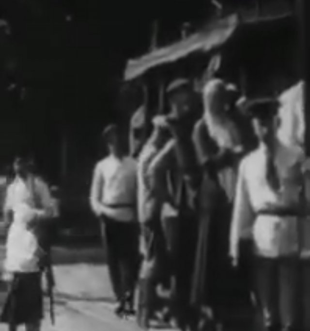 Уникальные съемки 1918г • Виды Ростова на Дону.