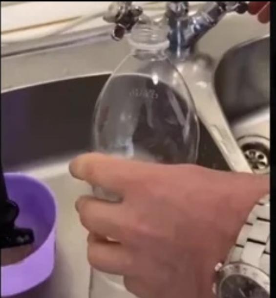 Лаборатория в Москве признала опасной ростовскую воду из-под крана