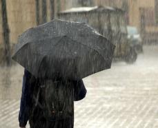На этой неделе в Ростове прогнозируются дожди и потепление до +20°C