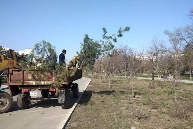 Пресс служба администрации г Азов о ремонтных работах и субботниках