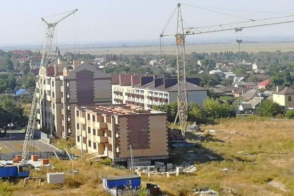 Обманутые дольщики Азова получат свои квартиры