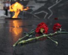 В селе Пешково Азовского района приведут в порядок площадь и ступени мемориала «Павшим за Родину»