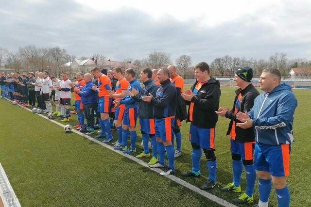 Азовчане стали призерами футбольного турнира «Азовская весна»
