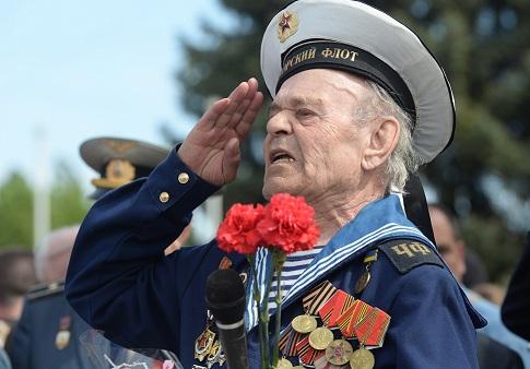 Азовчане готовятся к празднованию Дня Победы