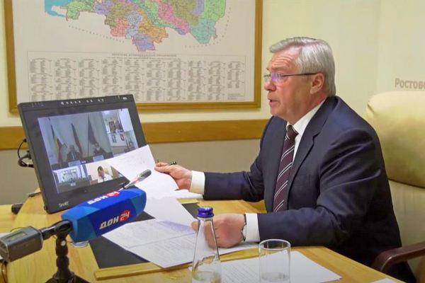 Василий Голубев : Азов  худший из городов в регионе по темпам вакцинации