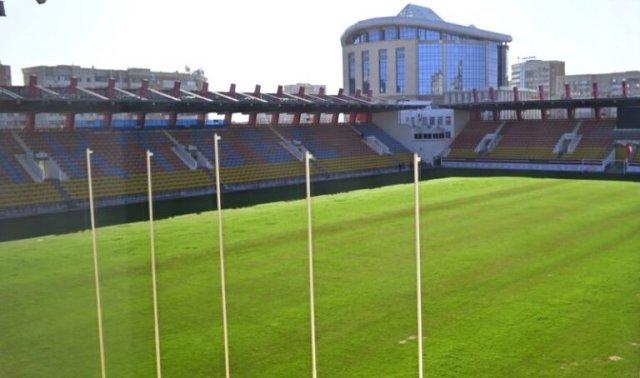 Главная арена готова к матчам
