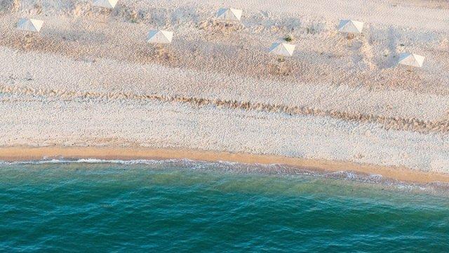 Военным передают часть Таганрогского залива