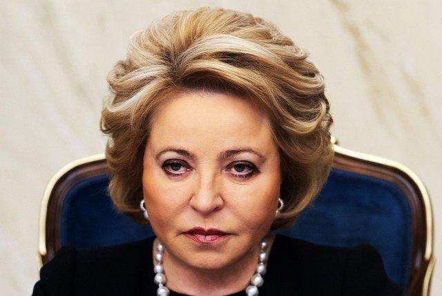 Матвиенко о грядущем обращении Путина