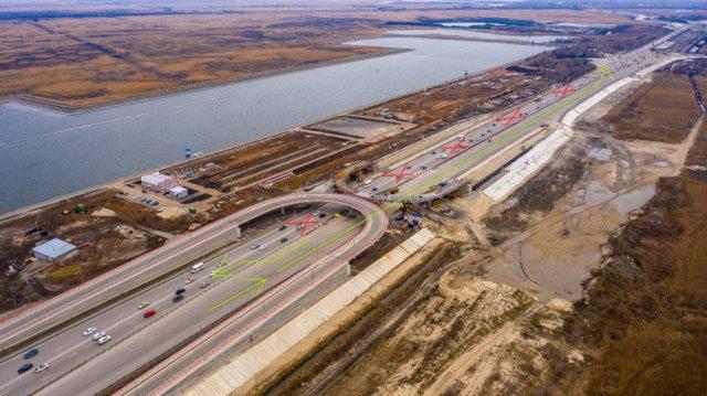 На южном подъезде к Ростову изменится схема движения