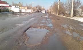 С 19 апреля, в Азове, на улице Кооперативной будет приостановлено движение всех видов транспорта.