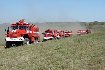 В Ростовской области ввели особый противопожарный режим