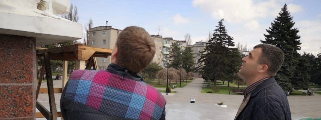 Мемориал «Павшим за Родину» в Азове дорожники восстановят за свой счёт