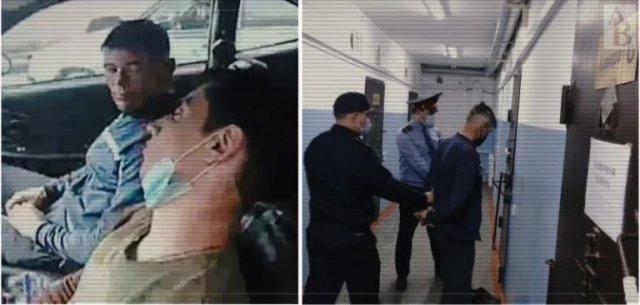 Полицейские раскрыли дерзкое убийство таксиста в Актобе (видео)