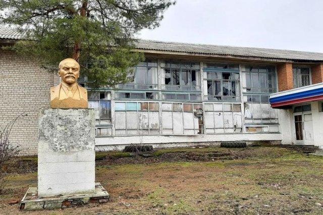 Про Азовский район - Домик не в той деревне