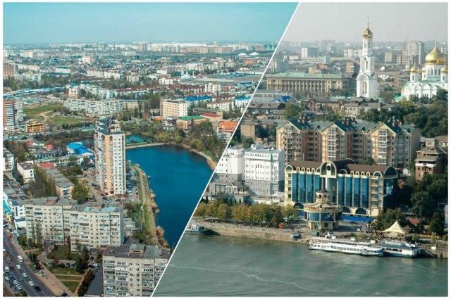 Будет ли Южный макрорегион и Ростов или Краснодар станет его центром?