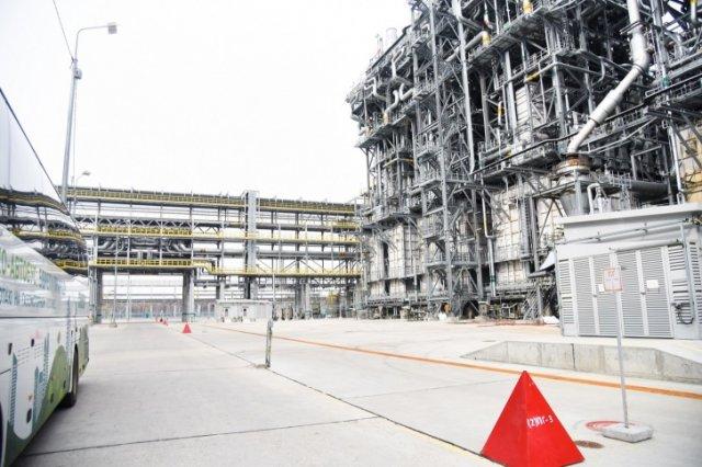 На тобольский завод «СИБУРа» нагрянула группа разминирования