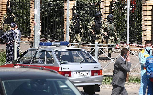 Все общеобразовательные учреждения Ростовской области проверят после стрельбы в Казани