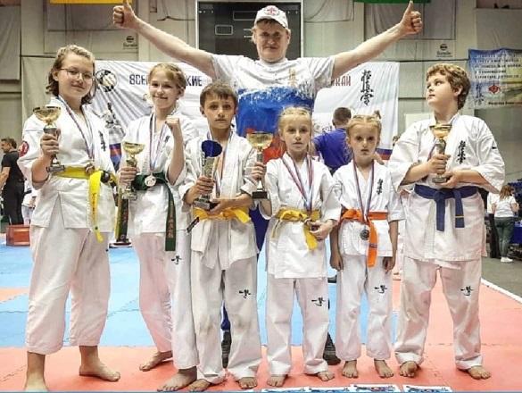 Воспитанники клуба «Азовские котята» стали победителями «Кубок Черного моря»