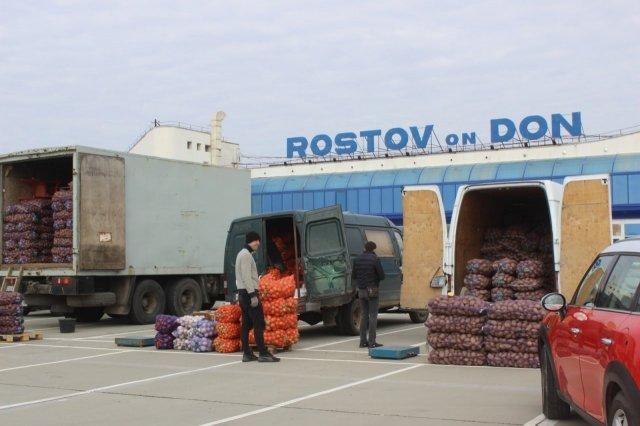 Организатор ярмарки в старом аэропорту Ростова может зарабатывать около 2,1 млн рублей в сутки.