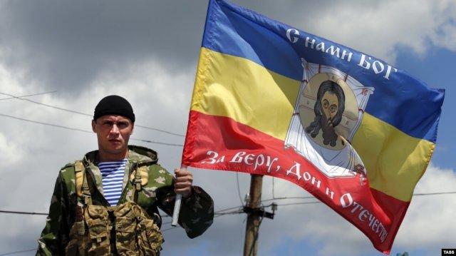 Казаки Луганской народной республики попросили включить их в состав Всевеликого войска Донского.