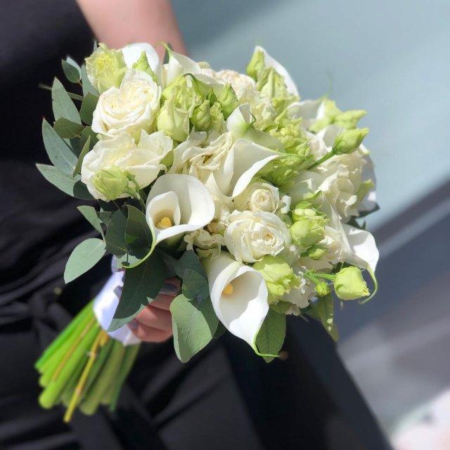 Сезон свадеб открыт! А за букетами в Lovestoryflowers