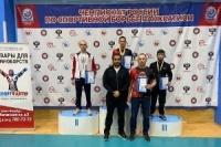 Боец из Тобольска стал Чемпионом России по панкратиону