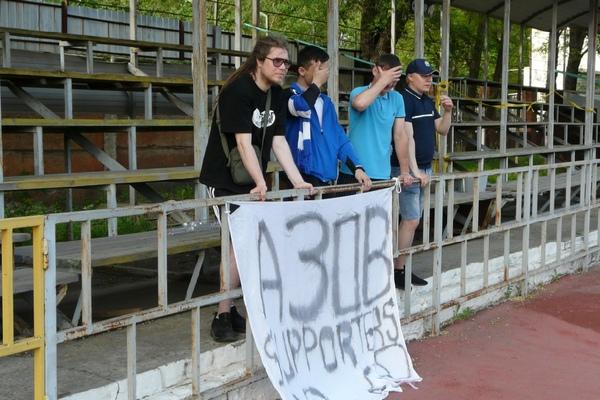 ФК «Азов» в первом туре стартовавшего первенства области разгромил батайчан на выезде