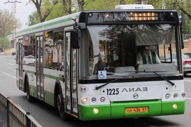 В Ростове заработал новый автобусный маршрут №4а.