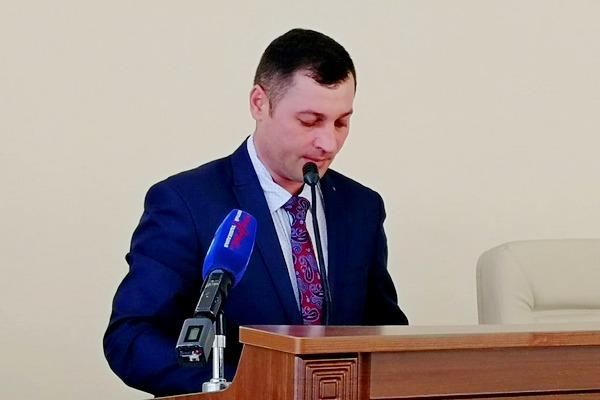 Председатель КСП Азова Виктор Пшеничный отчитался о доходах за 2020 год