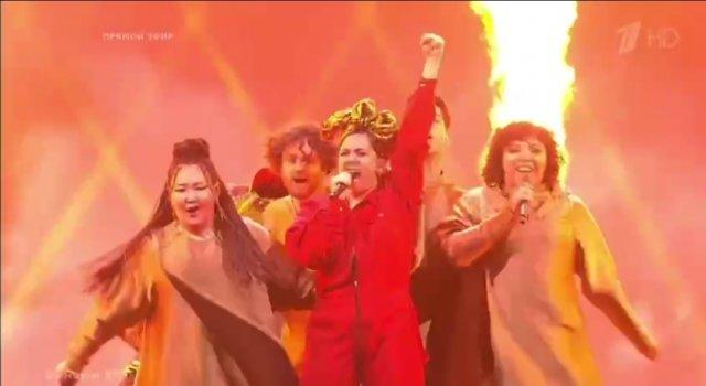 Манижа на «Евровидении» заняла 9 место