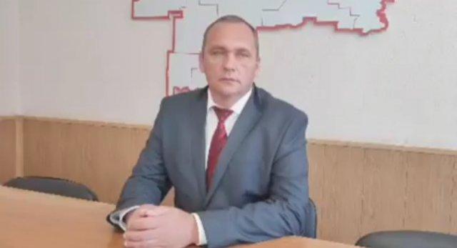 Заведующий Азовским районным отделом образования Игорь Малиночка об окончании учебного года.