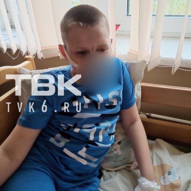 Снова требуется помощь мальчику из Ачинска с неизвестной болезнью