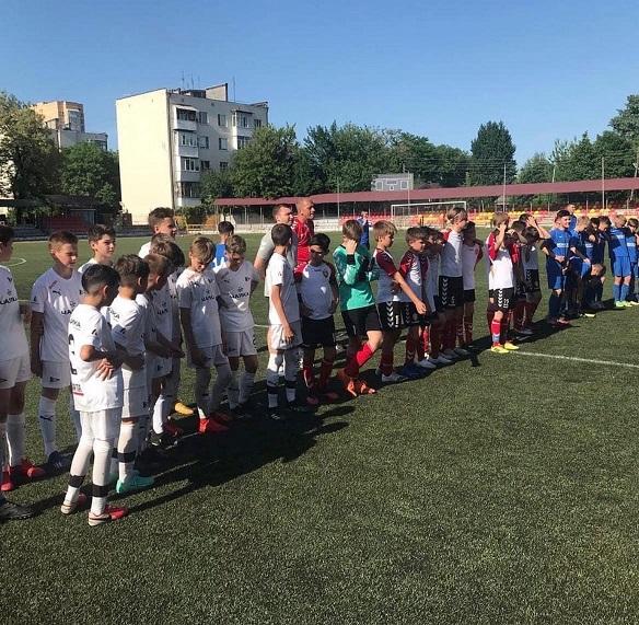 Азовский район выиграл региональный этап представительного футбольного фестиваля «Локобол-2021»