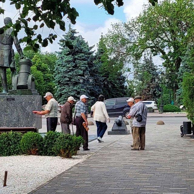 Дожди будут лить в Ростовской области все выходные