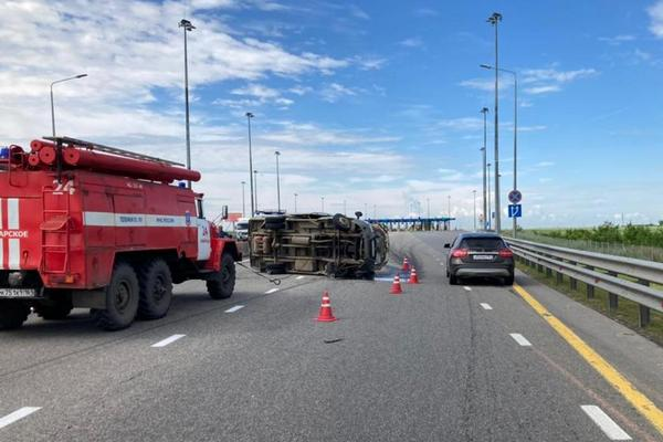 В Азовском районе в ДТП погиб водитель
