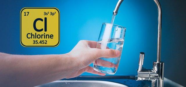 фото Хлорирование воды