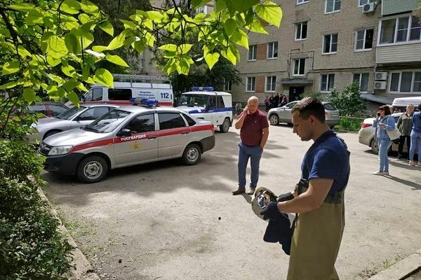 Стали известны подробности минирования детского сада в Азове