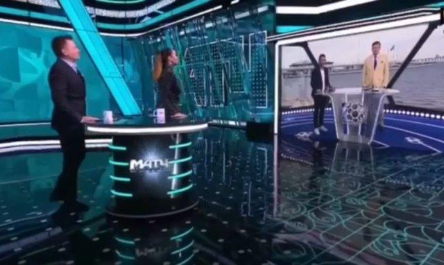 🎥 Дмитрий Губерниев довёл Бузову до слёз в эфире «Матч ТВ».