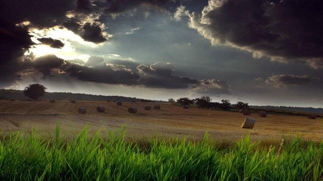 Жара в Азове закончится ливнями и грозами