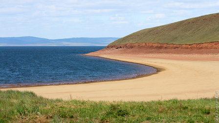 Очистят озеро Лебяжье в Красноярском крае