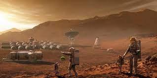 Если бы вам предложили поучаствовать в колонизации Марса вы бы согласились?