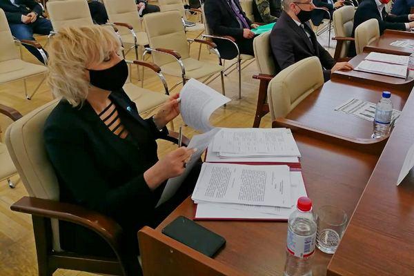 Елене Байер вынесли выговор за завышенный на 18 копеек доход