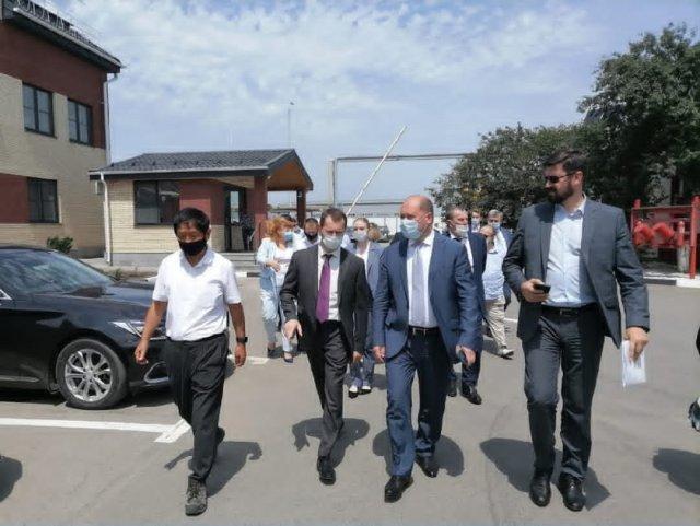 Азов стал местом проведения регионального форума по внешнеэкономической деятельности.