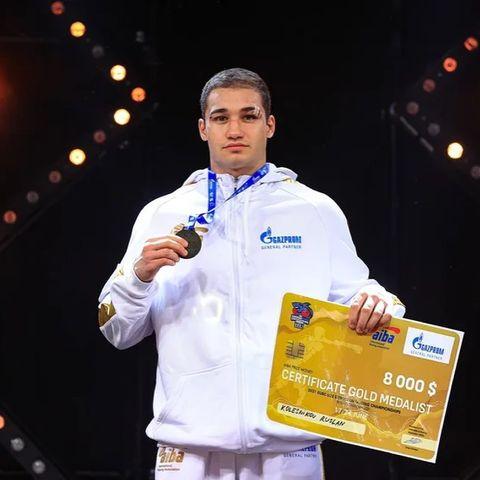 Земляк Руслан Колесников принес золото Сборной России по боксу на молодёжном чемпионате Европы