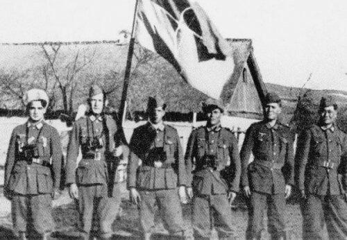 .. они не были бандитами... Они убивали «красных»-заявил депутат парламента. Казахстанцы служившие в туркестанском легионе войск СС, не преступники и должны быть реабилитированы.
