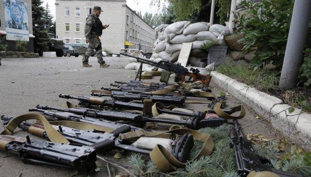 В Ростовской области «гуляет по рукам» много незарегистрированного оружия.