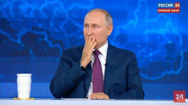 Из Ростовской области до Путина добрался лишь один вопрос – о налоге на скот
