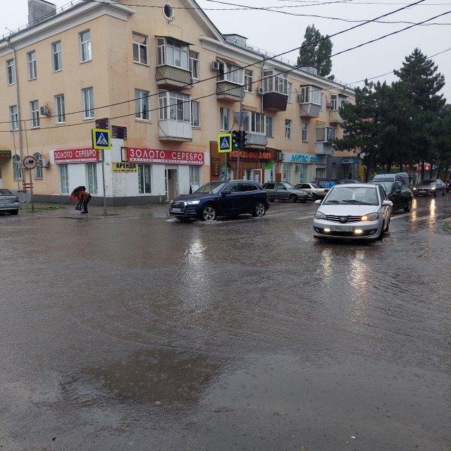 В Ростовскую область вновь вернутся дожди